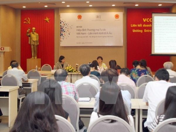 TLC con UEE, paso trascendental de Vietnam hinh anh 1