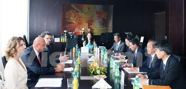 Comparten Vietnam y Eslovaquia experiencias en reforma judicial hinh anh 1