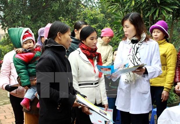 Seminario sobre politicas adecuadas con cambio poblacion hinh anh 1