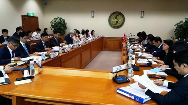 En Seul sesiona comite intergubernamental Vietnam – Sudcorea hinh anh 1