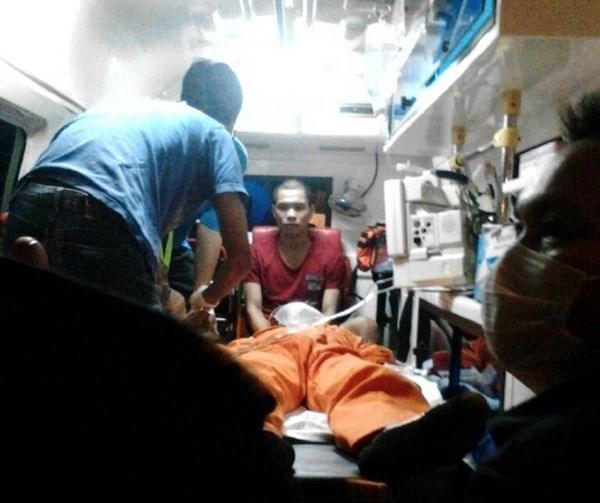 Atiende Vietnam a sus marineros accidentados en Malasia hinh anh 1