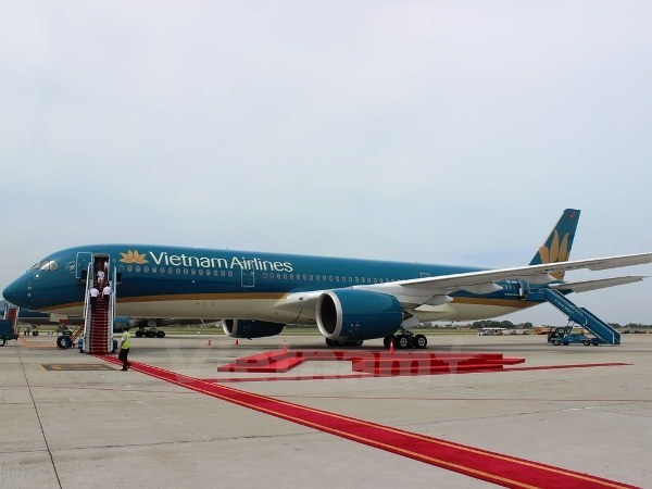 Vietnam Airlines por desplegar sus alas al mundo hinh anh 1