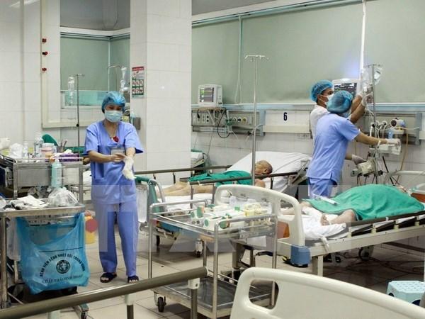 Vietnam despliega medidas contra contagio de difteria hinh anh 1