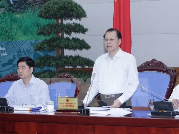 Debaten cambios de criterios para construccion de nueva ruralidad hinh anh 1