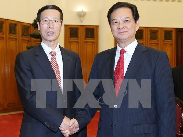 Vietnam atesora amistad con China, afirma premier hinh anh 1