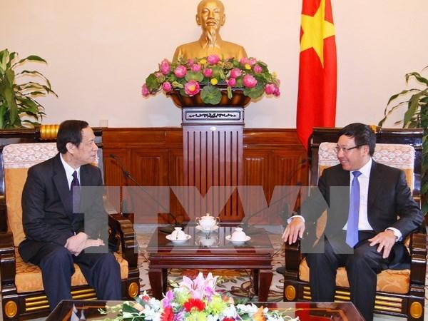Primera consulta politica de vicecancilleres Vietnam – Laos hinh anh 1
