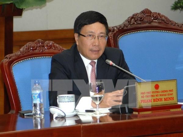 Ano APEC 2017 materializa politicas de integracion de Vietnam hinh anh 1