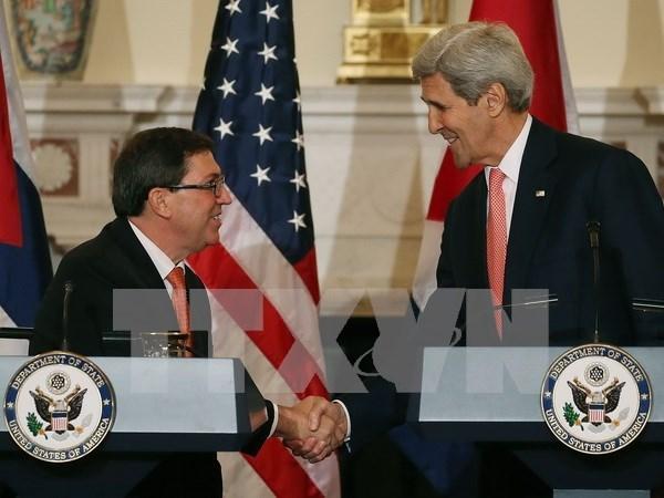 Prensa internacional saluda reanudacion de nexos Cuba – EE.UU. hinh anh 1