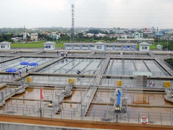 Proyecto publico-privado para suministrar agua potable en Vietnam hinh anh 1