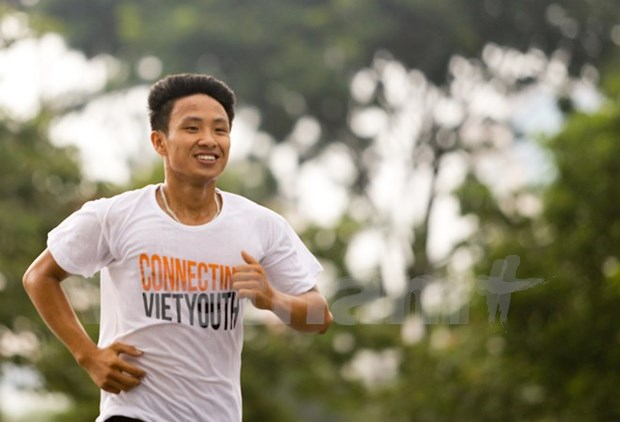 Robustecen enlace entre jovenes vietnamitas hinh anh 1