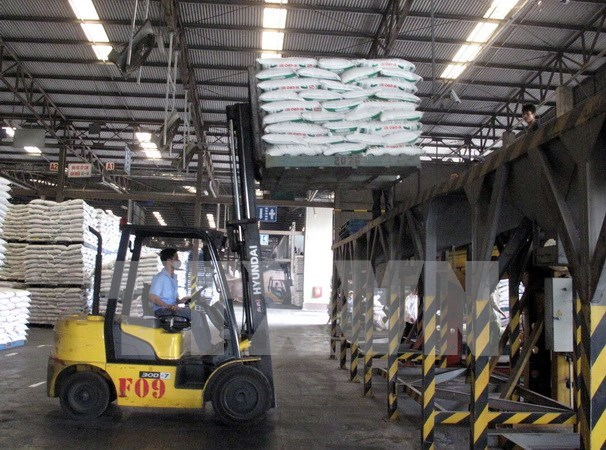Entra en servicio fabrica de piensos en Dong Nai hinh anh 1