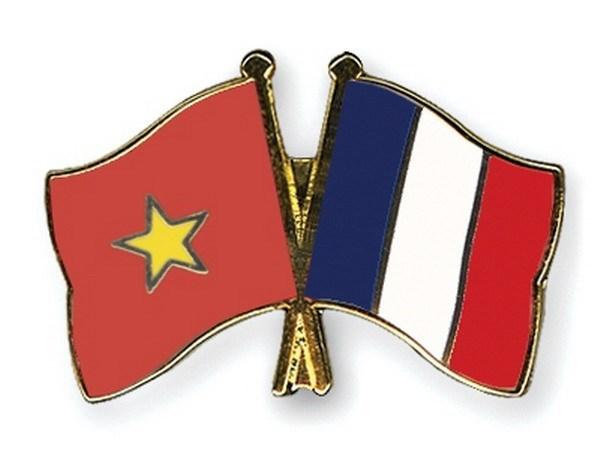 Destacan cooperacion militar entre Vietnam y Francia hinh anh 1