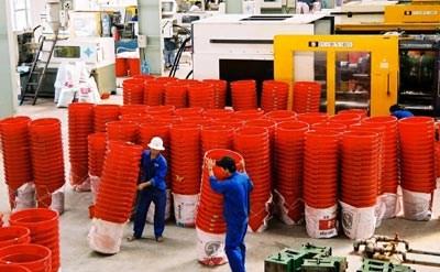 Industria de plastico vietnamita apunta crecer 25 por ciento hinh anh 1