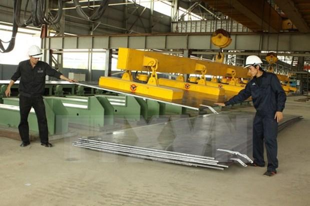 Grupo nipon JFE pone pie en proyecto metalurgico en Vietnam hinh anh 1