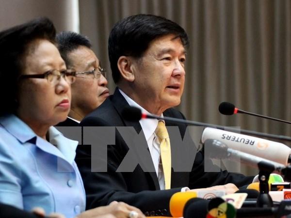 Tailandia enjuiciara a un general por trata humana hinh anh 1