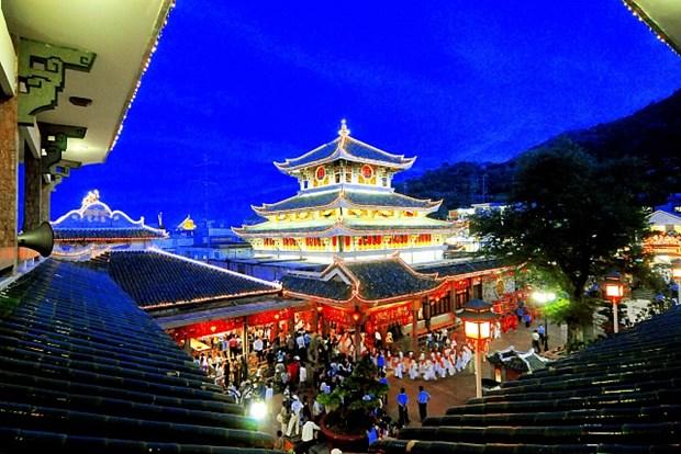 Turismo religioso en An Giang capta gran atencion hinh anh 1