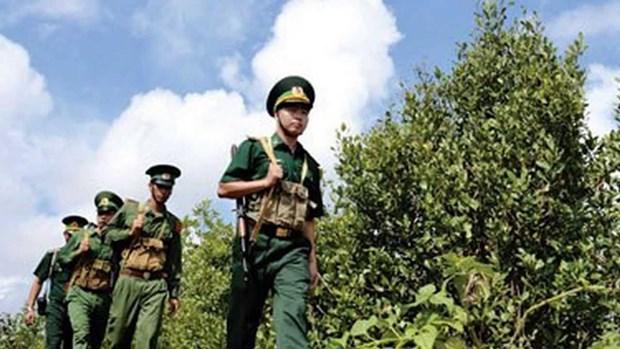 Determina Dong Thap garantizar desarrollo integral de zona fronteriza hinh anh 1