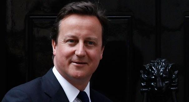 Premier britanico califica potencial nexos con Vietnam hinh anh 1