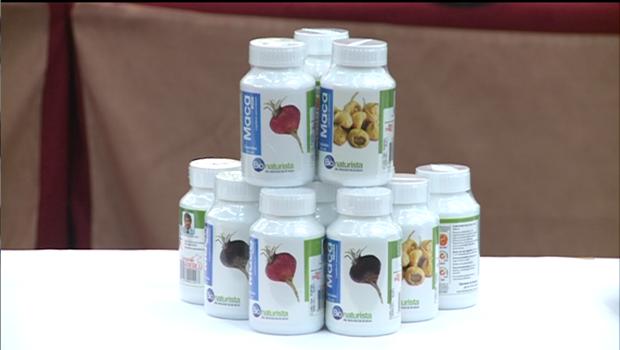 Promueven en Hanoi productos naturales de Peru hinh anh 3