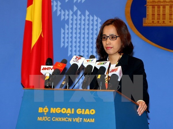Resuelto Vietnam en lucha contra trafico humano hinh anh 1