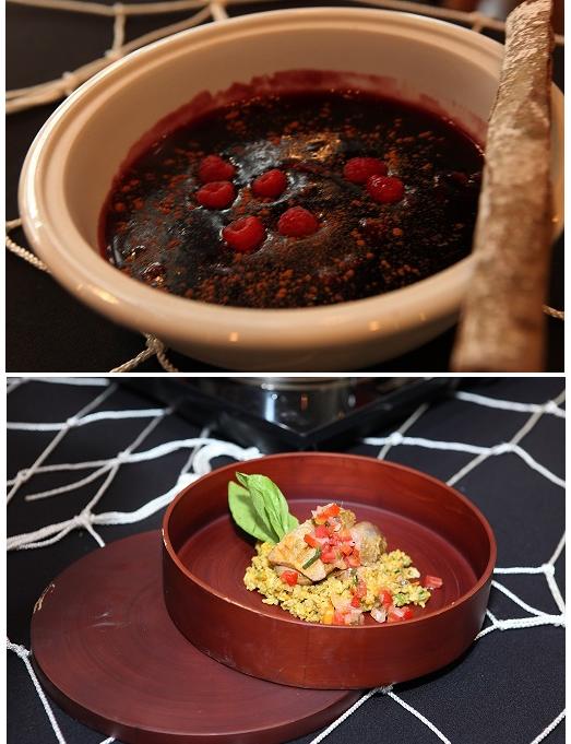 En Hanoi un pequeno mundo de arte culinario peruano hinh anh 3