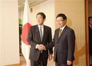 Considera Vietnam a Japon como socio de primera linea hinh anh 1