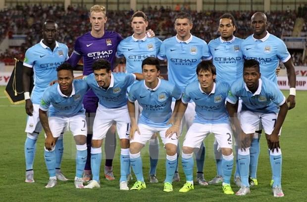 Reconoce Manchester City frenetico ambiente de futbol en Vietnam hinh anh 1
