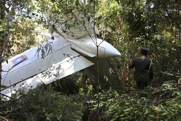 Premier vietnamita envia pesame por accidente de helicoptero en Laos hinh anh 1