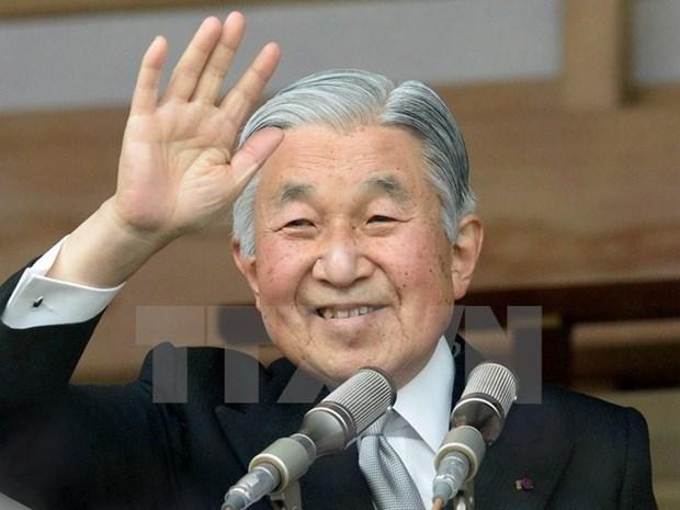 Emperador japones destaca fructiferos nexos con Vietnam hinh anh 1