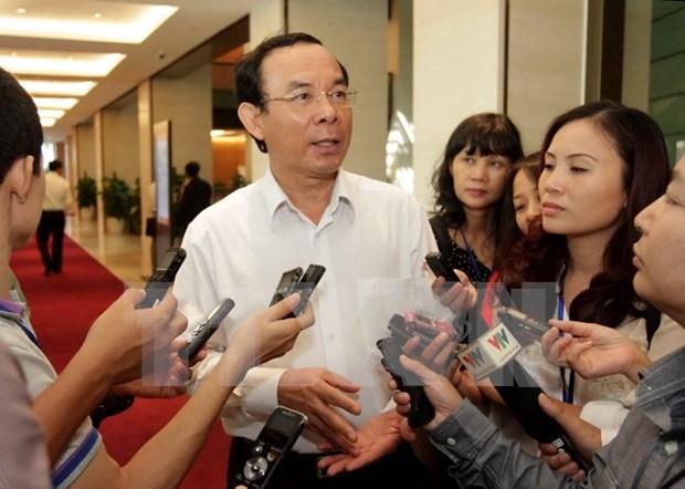 Vietnam empenado en realizar acuerdos cooperativos con EE.UU. hinh anh 1