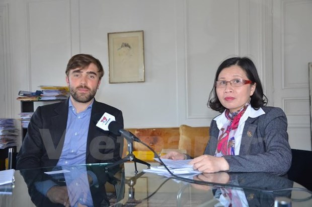 Abogados muestran optimismo ante juicio de victima dioxina vietnamita hinh anh 1