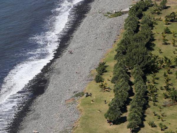 Encuentran otro fragmento sospechoso de MH370 hinh anh 1
