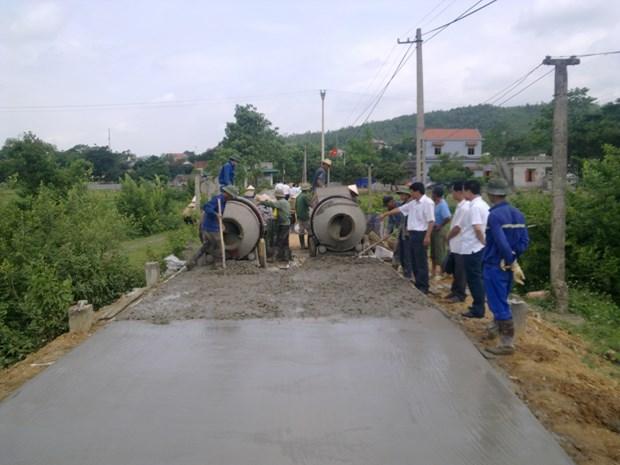 Avanza Hung Yen en construccion de nuevas zonas rurales hinh anh 1