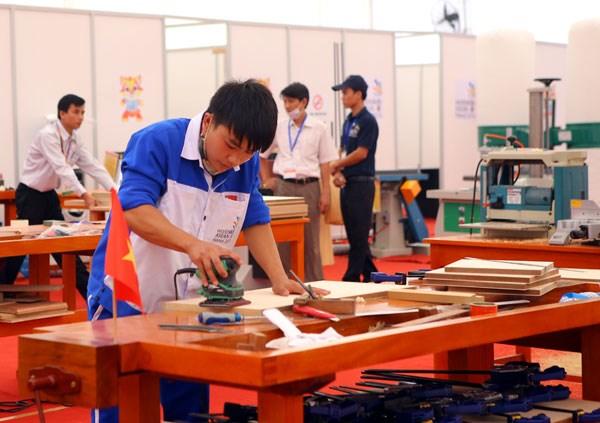 Participara Vietnam en concurso mundial de habilidad profesional hinh anh 1