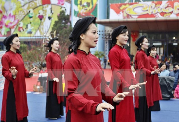 Aceleran esfuerzos por proteger Canto Xoan, manifestacion en peligro hinh anh 1