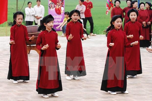 Aceleran esfuerzos por proteger Canto Xoan, manifestacion en peligro hinh anh 2
