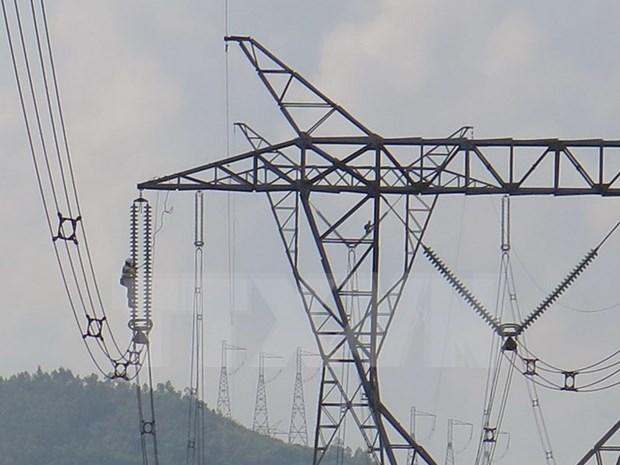 EVN mantiene suministro electrico tras recientes inundaciones hinh anh 1
