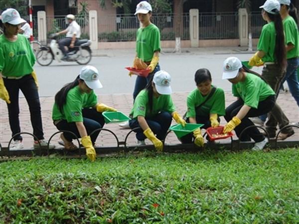 Actuan por una ASEAN de desarrollo sostenible hinh anh 1