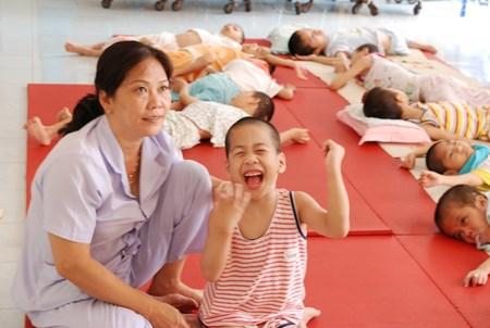 Tay Ninh presta atencion a victimas de agente naranja hinh anh 1