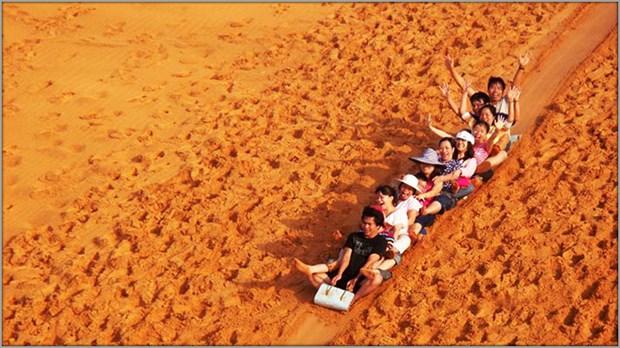 Mui Ne en top 11 de magnificas zonas para sandboarding hinh anh 1