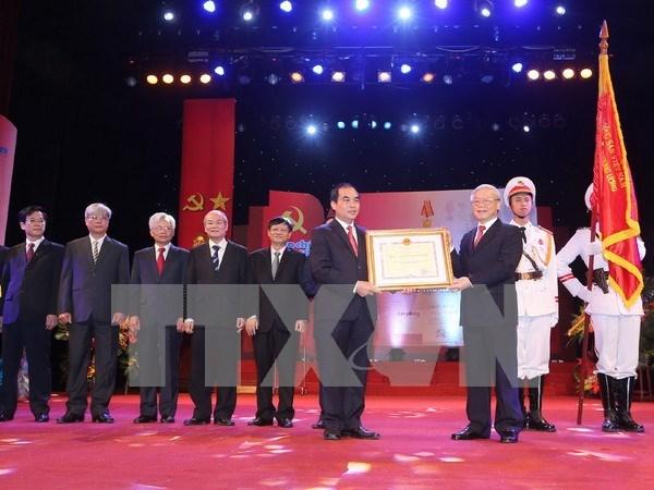 Revista Cong San: Vocero teorico y politico del Partido Comunista hinh anh 1