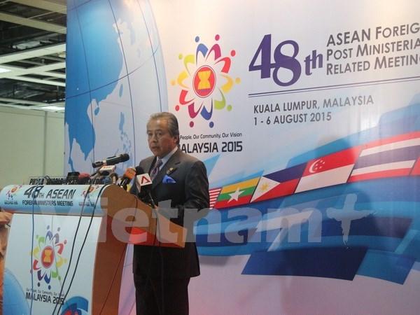 Determina ASEAN culminar prontamente COC hinh anh 1
