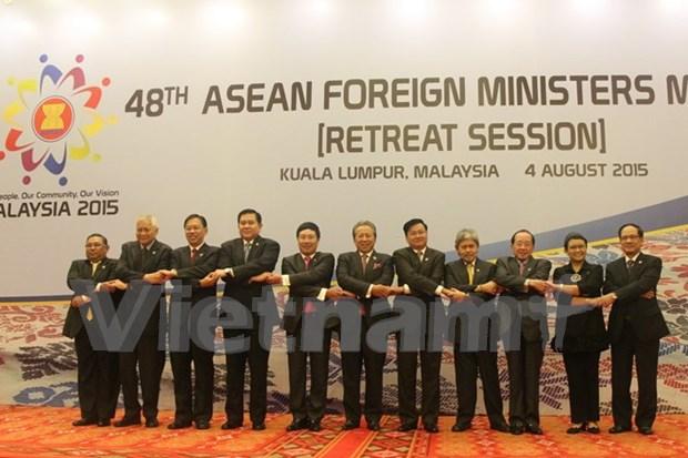 Vietnam pide mayor papel de ASEAN en asunto del Mar Oriental hinh anh 1