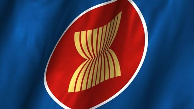 Izan bandera de ASEAN en Australia Occidental hinh anh 1