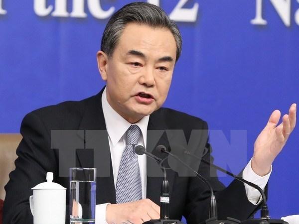 Propone China iniciativas de cooperacion con ASEAN hinh anh 1