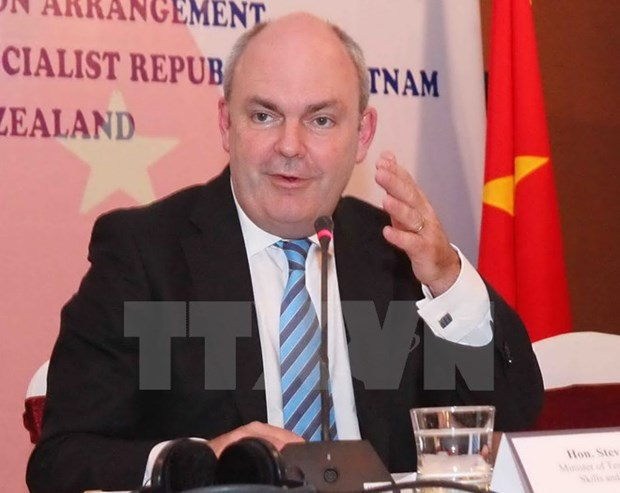 Vietnam y Nueva Zelanda buscan nuevos metodos de cooperacion hinh anh 1
