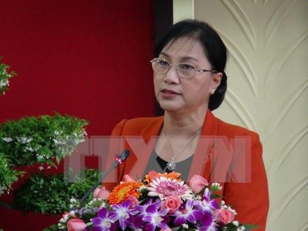 Destacan papel de intercambio popular en ASEAN hinh anh 1