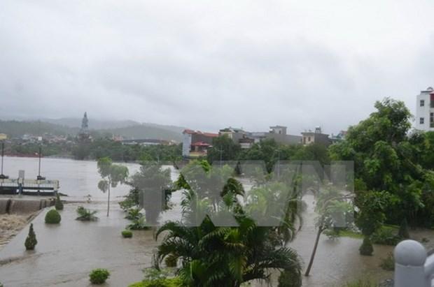 Raul Castro expresa condolencias a Vietnam por inundaciones hinh anh 1