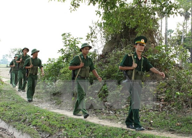 Kien Giang fortalece cooperacion con localidades cambodianas hinh anh 1