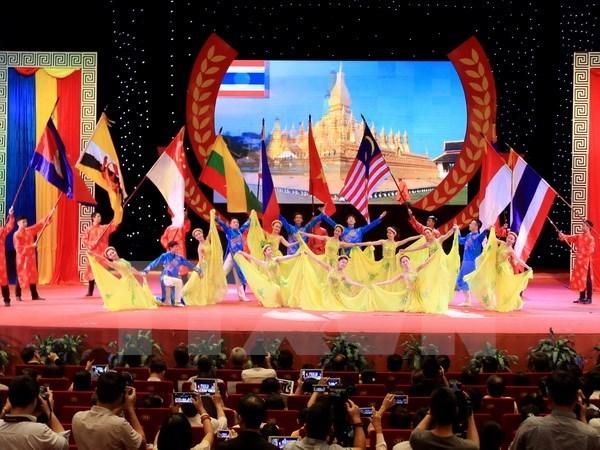 """Programa """"Por una comunidad de ASEAN de solidaridad y desarrollo"""" hinh anh 1"""